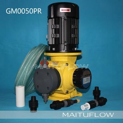美国米顿罗GM/GB机械隔膜计量泵