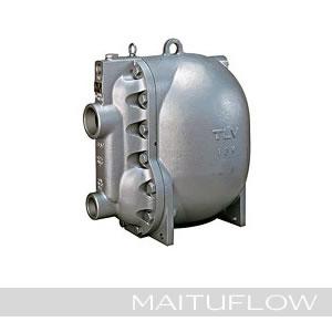 日本TLV冷凝水回收设备