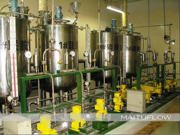 锅炉联氨、磷酸盐炉内加药系统