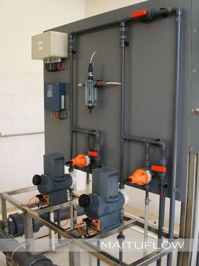 酸碱(pH值)全自动调节控制加药系统