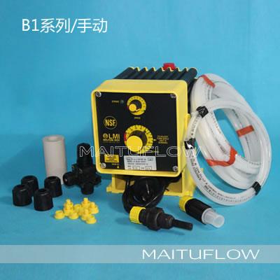 美国米顿罗B746-318TI、B746-313TI电磁计量泵