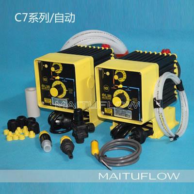 美国米顿罗C786-36、C786-37电磁计量泵
