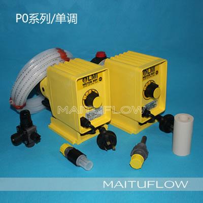 美国米顿罗AD966-748NI、AD966-743NI电磁计量泵