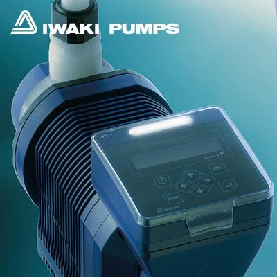 日本易威奇(Iwaki)IX高精度计量泵