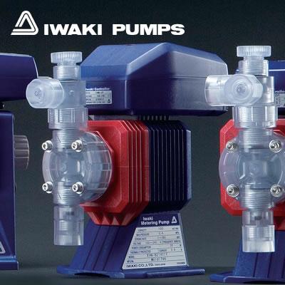 日本易威奇(Iwaki)EHN系列电磁计量泵