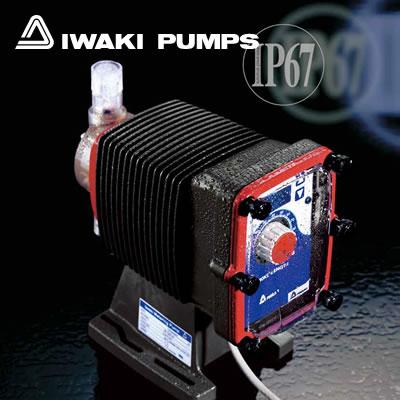 日本易威奇(Iwaki)ES/EK系列电磁计量泵