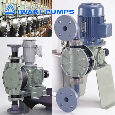 日本易威奇(Iwaki)LK系列机械计量泵