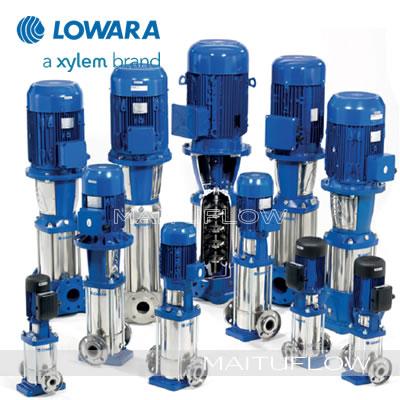 美国ITT赛莱默(Xylem)意大利罗瓦拉(Lowara)水泵