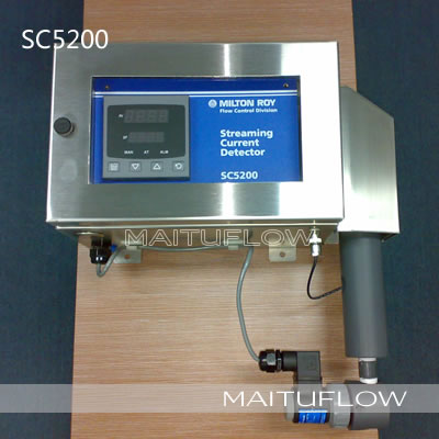 美国米顿罗SCD游动电流检测仪:SC5200、SC4200