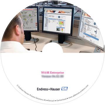 德国E+H软件解决方案