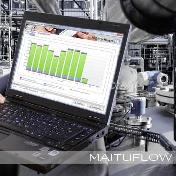 德国E+H系统和数据管理