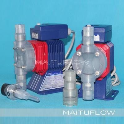 日本Iwaki易威奇ES-C31VC-230N4、ES-C31VH-230N4电磁计量泵