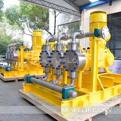 美国米顿罗MBH液压隔膜计量泵