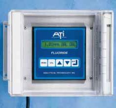 美国ATI仪表A15/82氟化物分析仪