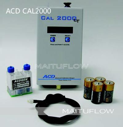 美国ACD CAL2000电化学气体标定仪