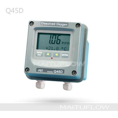 美国ATI仪表Q45D/Q46D溶解氧分析仪