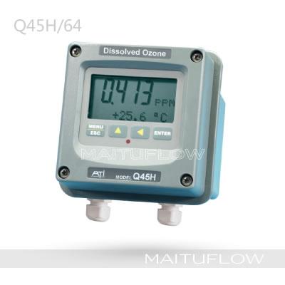 美国ATI仪表Q45H/64 Q46H/64溶解臭氧分析仪