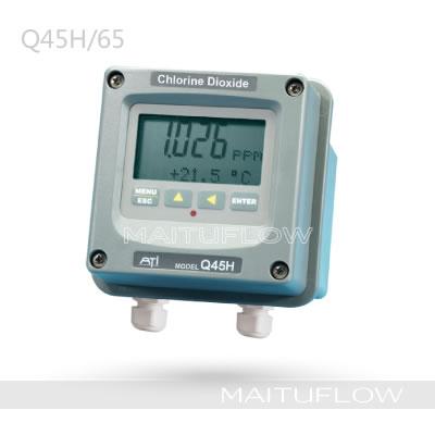 美国ATI仪表Q45H/65 Q46H/65二氧化氯分析仪