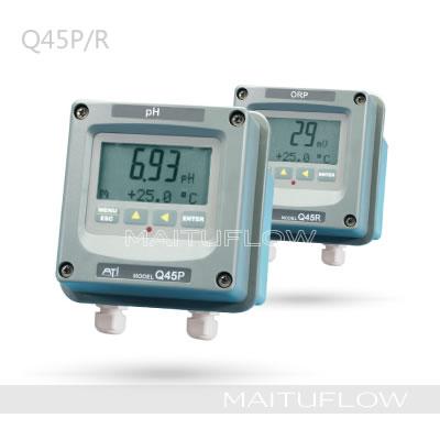 美国ATI仪表Q45P/R Q46P/R pH/ORP分析仪