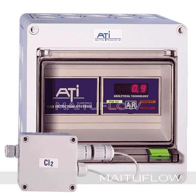 美国ATi A14/A11漏氯报警仪