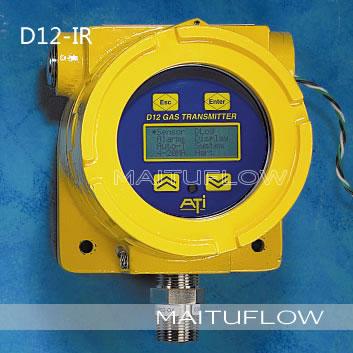 美国ATI仪表D12-IR红外可燃气体检测仪