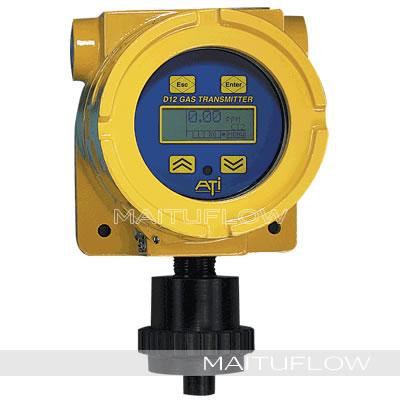 美国ATI仪表D12有毒、可燃气体检测仪