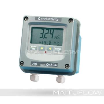 美国ATI仪表Q45C4/Q46C4电导率分析仪