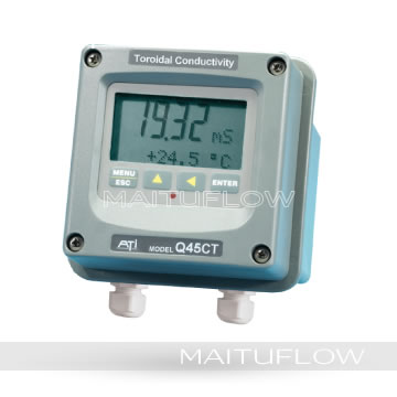 美国ATI仪表Q45CT/Q46CT电导率分析仪(酸碱浓度仪)