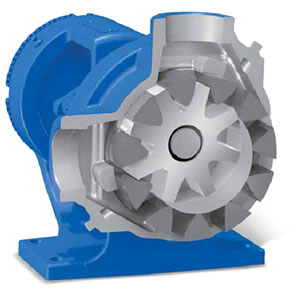 美国威肯VIKING通用密封夹套齿轮泵