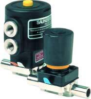 桑德斯EC电动实行器