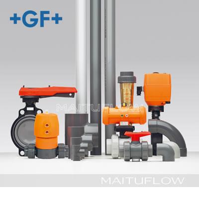 瑞士+GF+管件、阀门、仪表