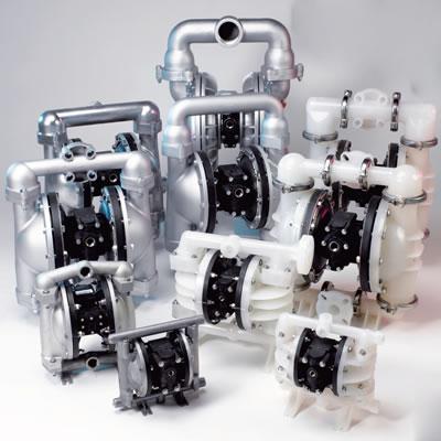 美国奥弗ALL-FLO气动隔膜泵