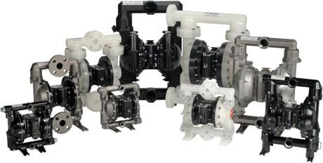 英格索兰ARO金属气动隔膜泵