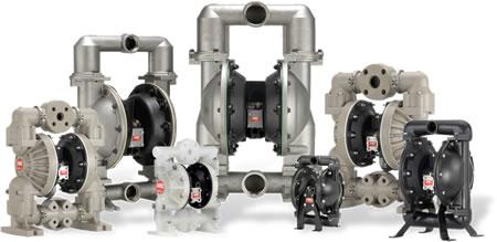 英格索兰Pro气动隔膜泵
