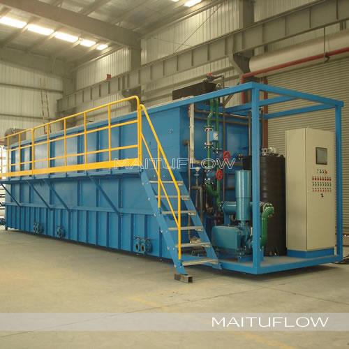 MBR膜一体化污水处理设备(地埋式)